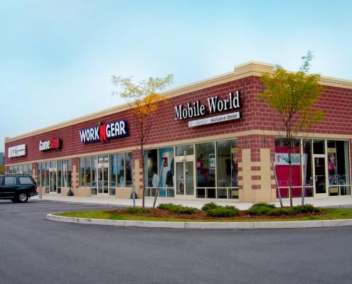 Retail Woburn, MA